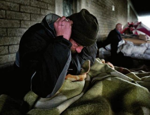 Barka helpt dakloze Polen met terugkeer naar huis en familie